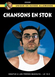 Chanson en stok